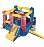 Obstacle Course Bouncer - Bounce House