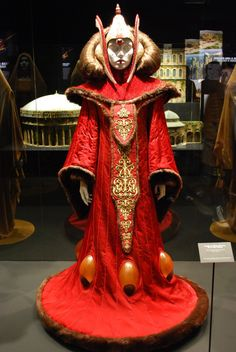 Queen Amidala Throne Gown
