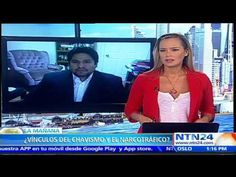 """""""Se ha desmantelando una red de narcotráfico en el gobierno venezolano"""":..."""