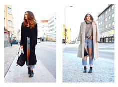 One pair of Levi's, two different styles - Mi Mi Mendine | Lily.fi