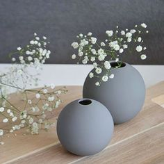 Those beautiful Cooee ball vases available at www.istome.co.uk Image by @iselinth.hauge
