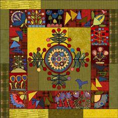 """""""Sue Spargo Folk-Art Dreams"""" Coming in September"""