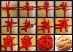 How to braid bread Braided Bread, Challah, Gingerbread Cookies, Braids, Desserts, Blog, Image, Gingerbread Cupcakes, Bang Braids