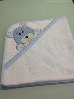 aplique toallas bebes - Buscar con Google