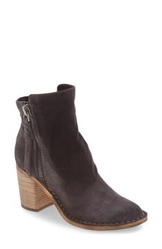 Free shipping and returns on Dolce Vita 'Lana' Block Heel Bootie (Women) at Nordstrom.com. Tassel-embellished side zippers and a stacked block heel make this slouchy bootie a casual favorite with just the right touch of rustic appeal.