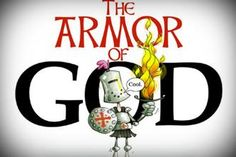 """Free VBS Curriculum Download: """"The Armor of God"""""""