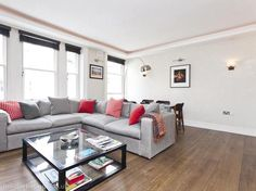 3 bedroom apartment in central london zone 1 to rent from 1795 pw