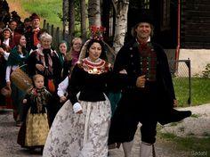 Røros wedding Norway