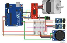 Arduino Distance Measurement Circuit Diagram   Arduino ...
