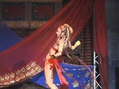 2001 awesome throw back of Hoop Goddess & mother of modern hoop dance Hoopalicious