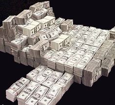 Billions of dollars come to me frequently and easily. Wealth and riches are in my house and in my bank account!