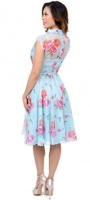 Swing Dresses - Vintage 1950s Dresses for Sale | Unique Vintage