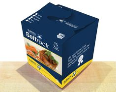 SaltRock Bunny Box Design