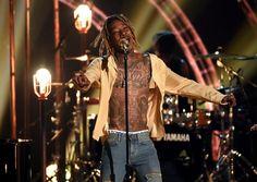 Pin for Later: Erlebt die besten Momente der Billboard Music Awards – ganz ohne TV! Wiz Khalifa