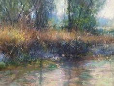 An Incremental Approach to Pastel Painting, by Richard McKinley. #pastel #painting #art