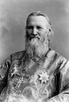"""St. John of Kronstadt:  """"When you are praying alone, and your spirit is dejected, and you are wearied and oppressed by your loneliness, remember then, as always, that God the Trinity looks upon you with eyes brighter than the sun; also all the angels, your own Guardian Angel, and all the Saints of God. Truly they do; for they are all one in God, and where God is, there are they also. Where the sun is, thither also are directed all its rays. Try to understand what this means."""""""
