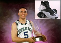 Jason Kidd - Rookie of the Year - Nike Air Lambaste