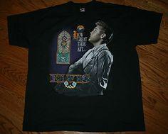 "Elvis Presley ""How Great Thou Art"" black T-Shirt-Adult 2XL xxl-church/music/song"