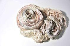 Lichtfaden Silk from Land and Sea fingering / Update Sunday June14, 2015