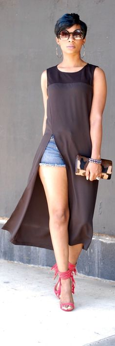 Black Statement II / Fashion By Young At Style