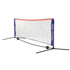 This Champion Sports Mini Tennis Net is great for indoor or outdoor play, and it sets up in minutes. Tennis Nets, Sport Tennis, Play Tennis, Tennis Racket, Fun Outdoor Games, Outdoor Play, Indoor Outdoor, Tennis