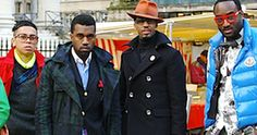 The Story Behind Kanye West's Breakout Street Style Moment at Paris Fashion Week - Vogue
