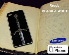 Henry IV of France Sword Panel Case for iPhone 4 / by 21AwulAwul, $12.99