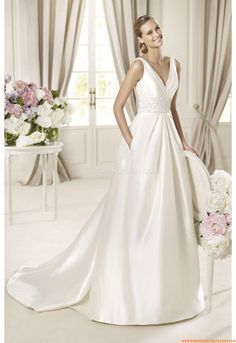 Robe de mariée Pronovias Dallas 2013