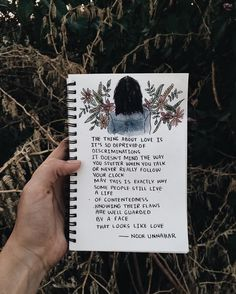 — a face that looks like love // poetry by noor unnahar  // art journal journaling ideas inspiration, words quotes poem heart, writers of color Pakistani artist, illustration watercolors drawing floral, Tumblr hipsters aesthetics, Instagram photography, teen craft diy, notebook, beige //