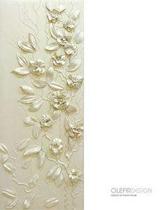 Flowers decor on Behance
