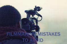 New to #filmmaking?These are some mistakes you should avoid http://frame.bloglovin.com/?post=5800485903&blog=1171473&frame_type=search&search_term=filmmaker&utm_content=buffer88e47&utm_medium=social&utm_source=pinterest.com&utm_campaign=buffer #creative #art #photographer #TuesdayThoughts #KitMapper