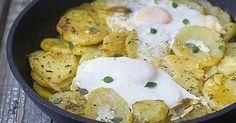 15 recetas de patatas ricas, fáciles y económicas