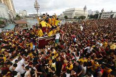 MacArthur bridge still unfit for Nazareno procession #RagnarokConnection