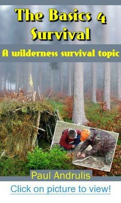 The Basics 4 Survival (A Wilderness Survival Topic) #Basics #Survival #Wilderness #Topic