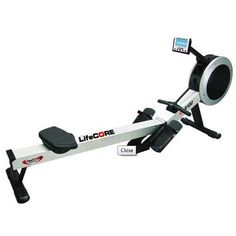 The Lifecore R100 Rower is the best rower on the market today. It's the only commercial-grade rower utilizing both air and Electronic Brake System technology. This unique design makes the R100 perfect for the novice exerciser or the competitive athlete wanting to take their training to the next level. All this combined with the best warranty in the industry makes the R100 the only choice in rowing machines...