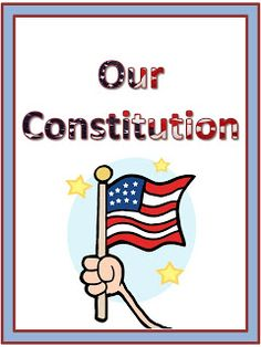 I have been looking for materials to use on Friday for Constitution Day. I didn't find much that was suited to first grade. I did find a few...