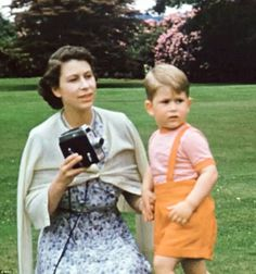 Lookalike: As he watched the film, Prince William commented, 'Doesn't the young Charles look like Prince George!'