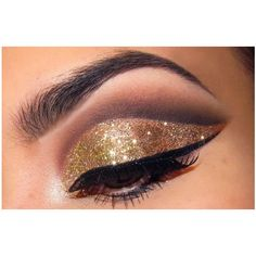 CHAMPAGNE Cosmetic Glitter for Makeup, Eye Shadow, Lips, Nail Polish,... ($7.95) ❤ liked on Polyvore featuring beauty products, makeup, eye makeup, eyeshadow, beauty and eyes