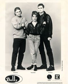 Tanya Donelly and Belly publicity photograph from 1993_img026 by Wampa-One, via Flickr