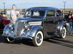‎1936 Stainless Steel Ford. 'Nuff said !