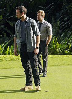 Still of Scott Caan and Alex O'Loughlin in Hawaii Five-0