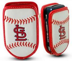 St. Louis Cardinals Classic Cell Phone Case; Show your team pride and protect your cell phone with these officially licensed cell phone cases! These cases are made of genuine baseball leather, feature raised seams and official team colors and logos and have an adjustable belt clip and elastic sides!!  Check it out at http://smith3.hoolystore.com/st.-louis-cardinals-classi