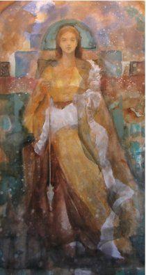Arthur Price painting