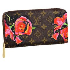 Louis Vuitton Monogram Canvas Wallet Rose M93759