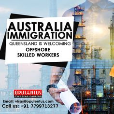 Australia Immigration: Queensland Is Welcoming Offshore Skilled Workers Immigration Us, Australia Immigration, New Details, Small World, Regional, Continents, Island, Islands