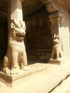Sculpture in mahabalipuram