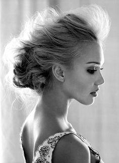 Black & White - photo J. Alba profile