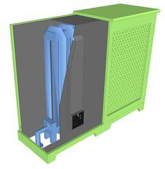 Una solución para la calefacción central (ese gran error que despilfarra energía)  Todos conocemos alguna vivienda en la que la calefacción centralizada del edificio obliga a abrir las ventanas, por la temperatura elevada que alcanzan las habitaciones durante el invierno.   Las estimaciones de pérdidas de energía por sobrecalentamiento de los edificios oscilan entre un 15% y un 30% de la energía empleada en la climatización. Una cantidad nada despreciable, dado que el gasto energético en mantene