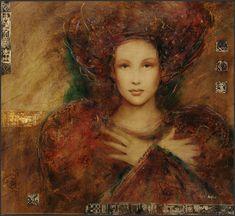 'Triumph of Venus' - Csaba Markus  (b.1953)