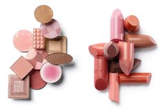 Cosmetics styling beauty product photography